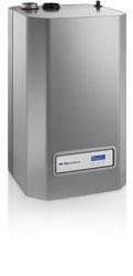 Itho Daalderop - Wandtoestel combifort2 type + 32 kW A-label C.V.+ boiler 80 liter daalderop grijze